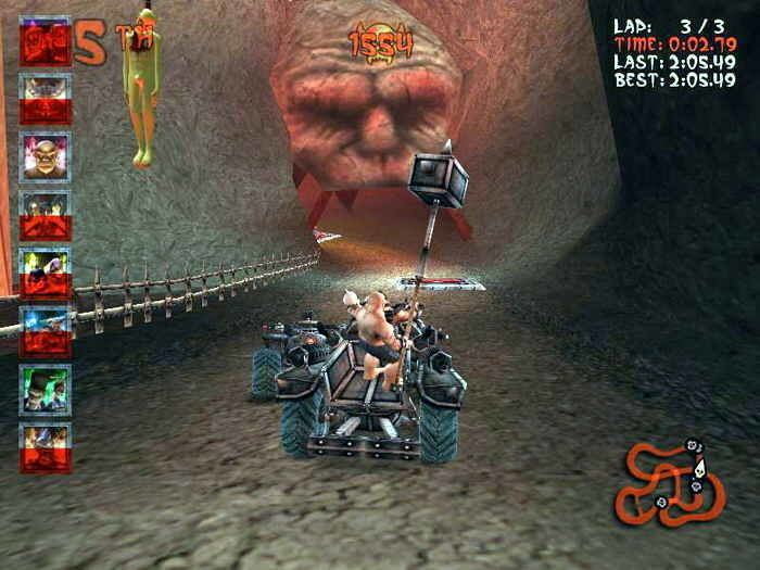 Earache: Extreme Metal Racing Earache Extreme Metal Racing Windows Games Downloads The Iso Zone