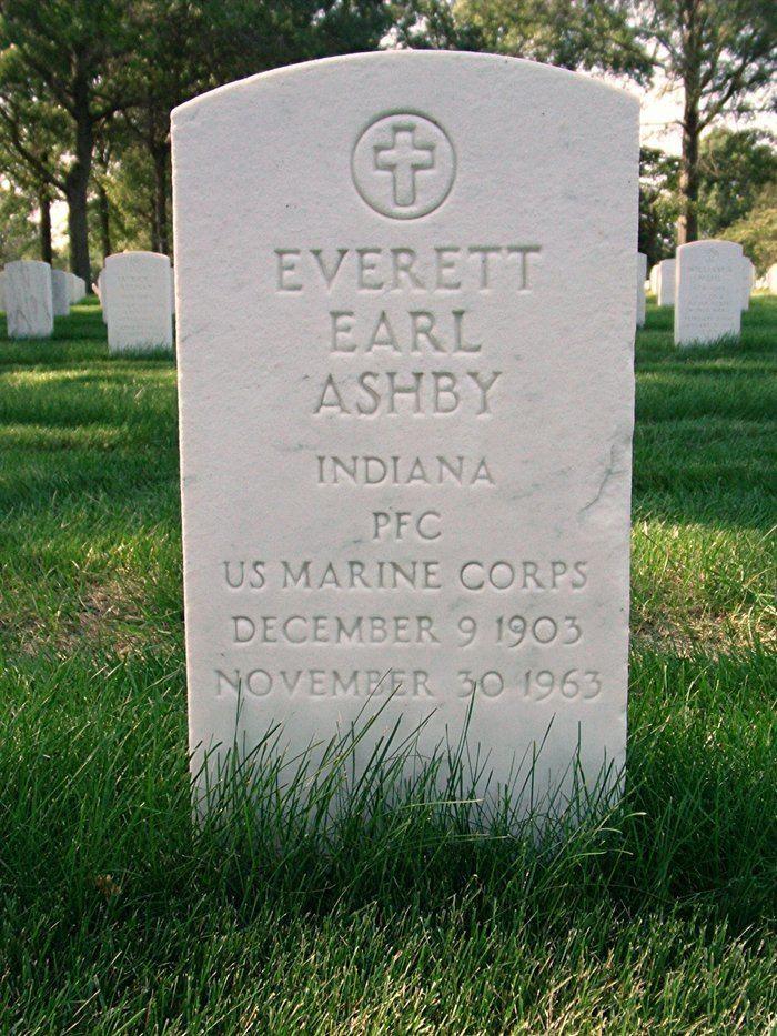Earl Ashby Everett Earl Ashby 1903 1963 Find A Grave Memorial