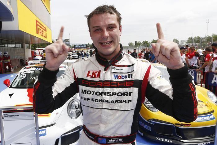 Earl Bamber Earl Bamber to race for Porsche at Le Mans Sport 3 News