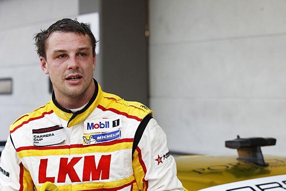 Earl Bamber Porsche Supercup champion Earl Bamber gets 2015 works USC