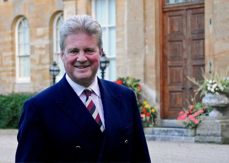 Earl Bathurst Profile of our Patron The Right Honourable the Earl Bathurst