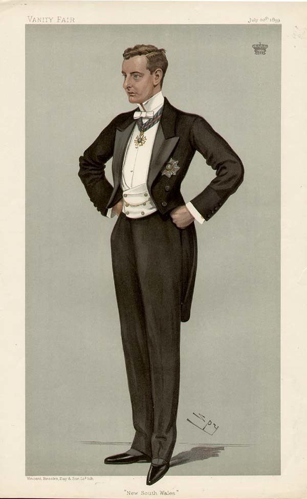 Earl Beauchamp
