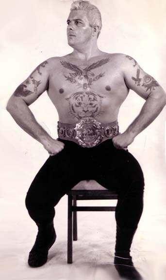 Earl Black (wrestler) Earl Black Online World of Wrestling
