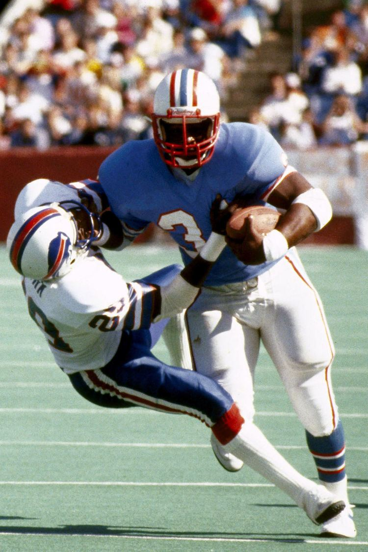 Earl Campbell The AfricanAmerican Athlete NFL Legend Earl Campbell