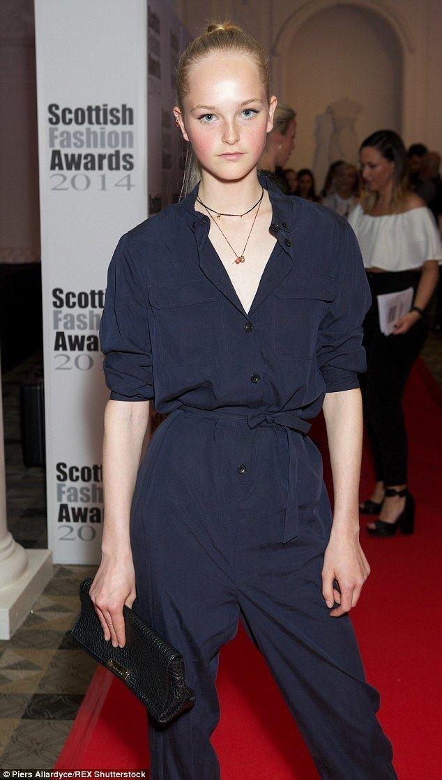 Earl Cawdor Vogue editor Isabella Cawdor39s daughter Lady Jean Campbell stars in