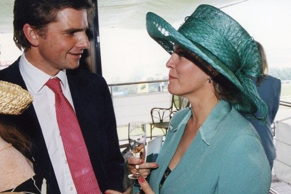 Earl Cawdor Glorious Goodwood Earl of March and Kinrara amp Duchess of Richmond