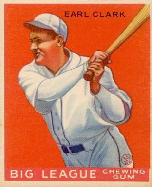 Earl Clark (baseball)