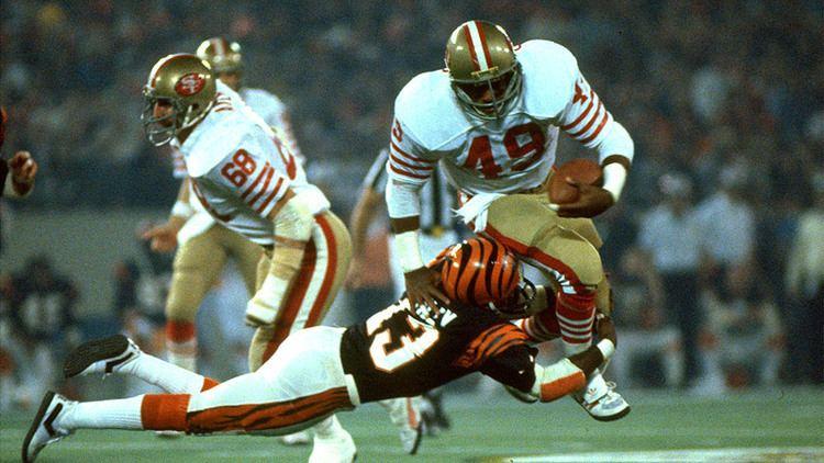 Earl Cooper TE Earl Cooper 49ers All Time Texas Super Bowl Team