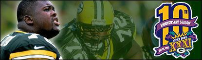 Earl Dotson Packerscom News Stories July 26 2006 Unheralded Dotson