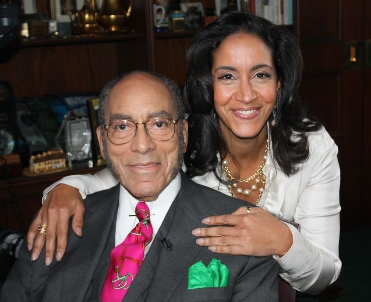 Earl G. Graves, Sr. Caroline Clarke amp Mr Earl G Graves Sr Black Enterprise