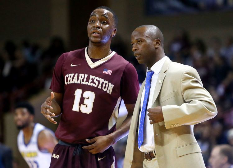 Earl Grant (basketball) Charlestons Earl Grant named CAA Coach of the Year Chealey named