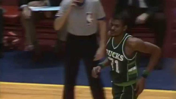Earl Jones (basketball) Earl Jones Career Highlights YouTube