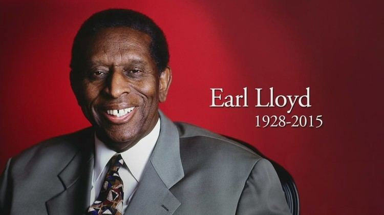 Earl Lloyd NBA statement regarding passing of Earl Lloyd NBAcom
