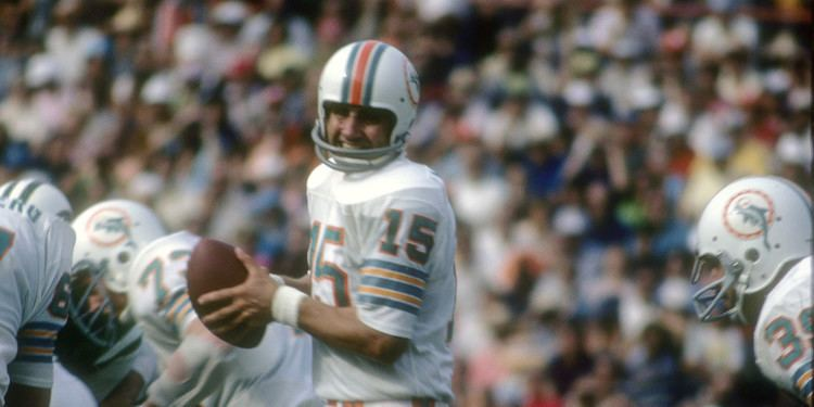 Earl Morrall Earl Morrall Dead Quarterback From Dolphins39 Perfect 1972