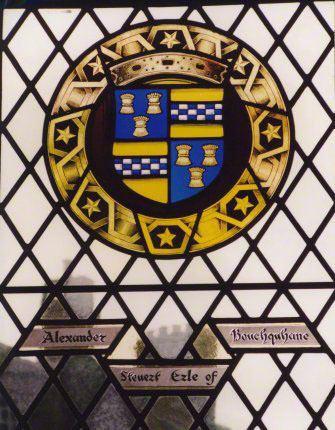 Earl of Buchan wwwcracroftspeeragecoukonlinecontentalexande