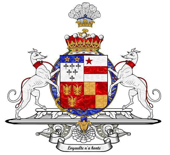 Earl of Lincoln wwweuropeanheraldryorgfiles8014360878097th