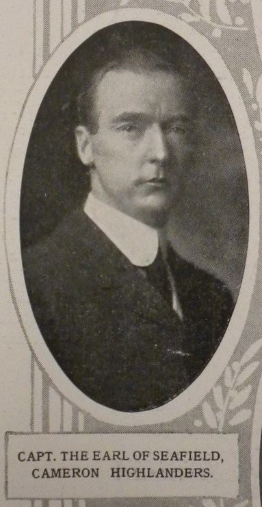 Earl of Seafield November 1915 Royalty and World War I Unofficial Royalty