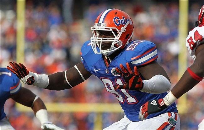 Earl Okine 2013 NFL Draft Prospect Profile Florida Defensive End