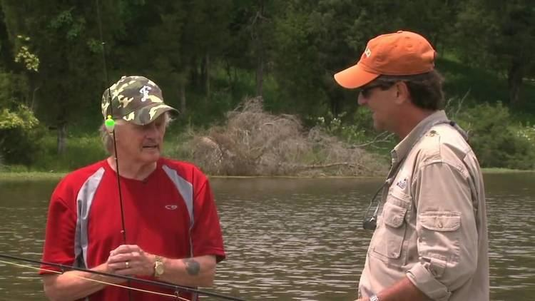 Earl Pitts (character) Earl Pitts and Gary Burbank fishing with Kentucky Afield YouTube
