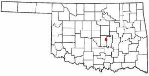 Earlsboro, Oklahoma