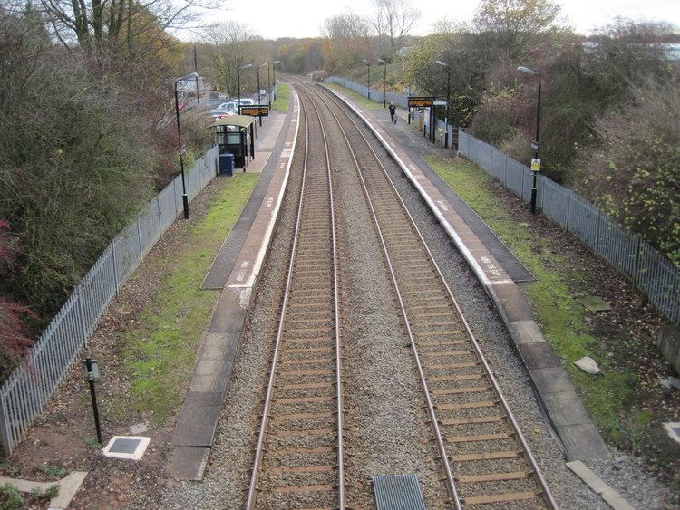 Earlswood (West Midlands) railway station