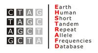 Earth Human STR Allele Frequencies Database