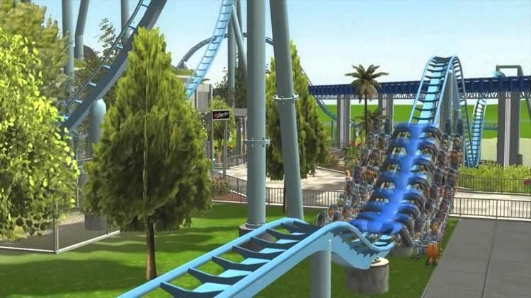 Earth Quest Adventures Sky at EarthQuest Adventures RCT3 Park YouTube