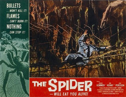 Earth vs. the Spider Earth vs the Spider 1958 73 Minutes