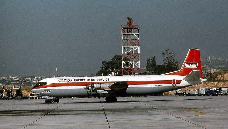 EAS Europe Airlines
