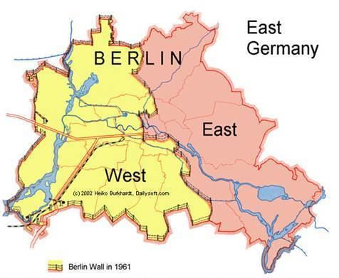 East Germany East Germany during the Post War Years A Brief History