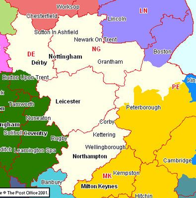 East Midlands East Midlands