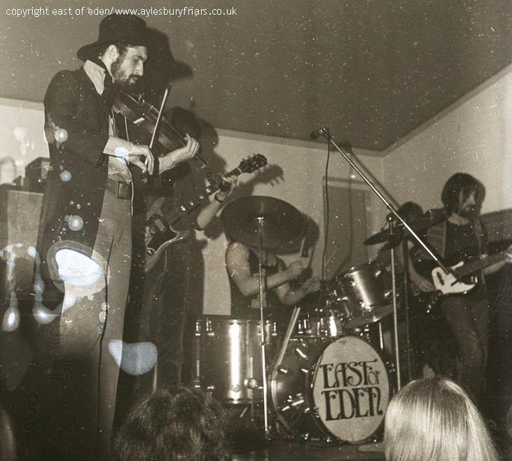 East of Eden (band) wwwaylesburyfriarscoukgaller3jpg