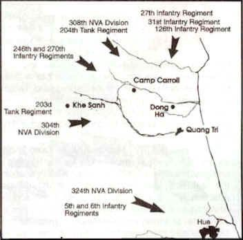 Easter Offensive The Easter Offensive of 1972 A Failure to Use Intelligence Small