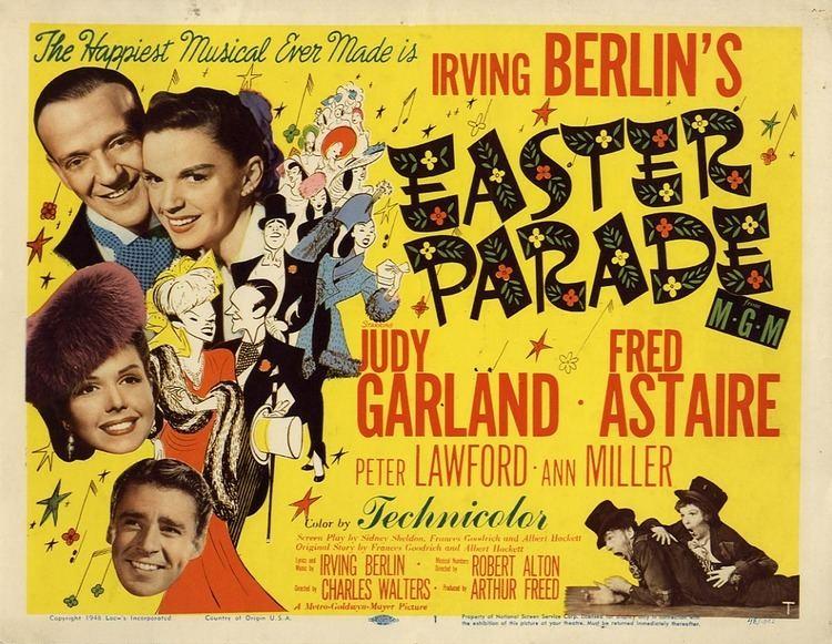 Easter Parade (film) Easter Parade film Alchetron The Free Social Encyclopedia