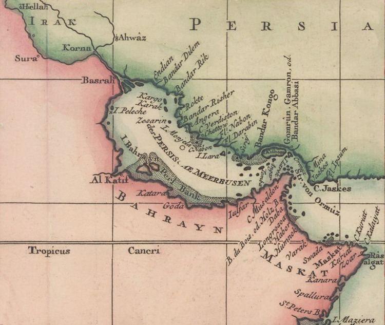 Eastern Arabia