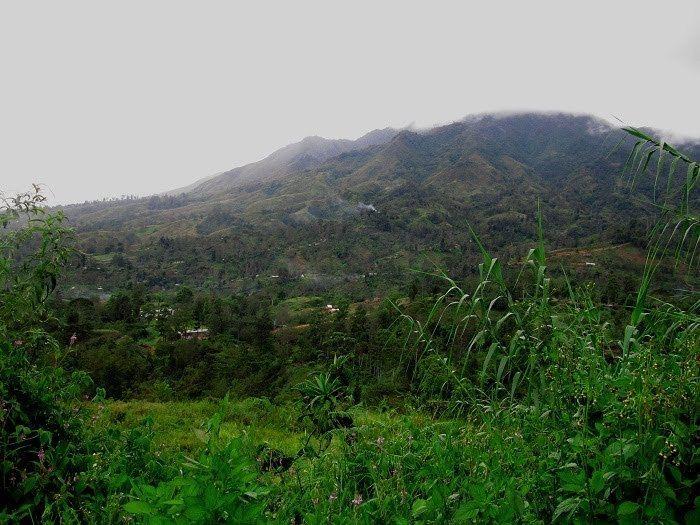 Eastern Highlands Province Beautiful Landscapes of Eastern Highlands Province