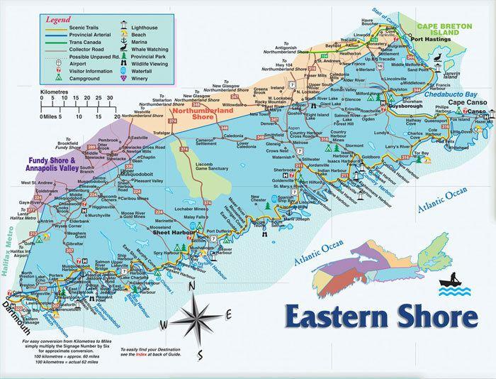 Eastern Shore (Nova Scotia) - Alchetron, the free social encyclopedia