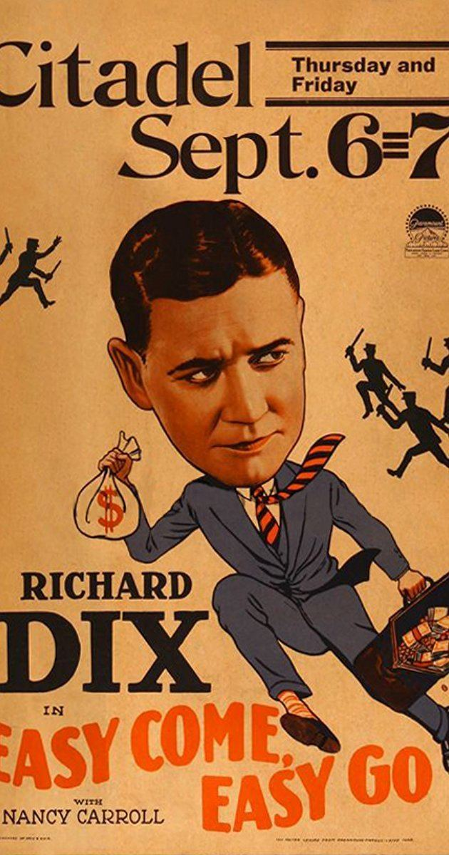 Easy Come, Easy Go (1928 film) Easy Come Easy Go 1928 IMDb