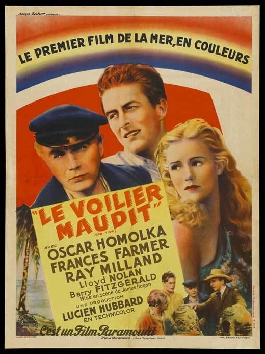 Ebb Tide (1937 film) Ebb Tide Movie Posters From Movie Poster Shop