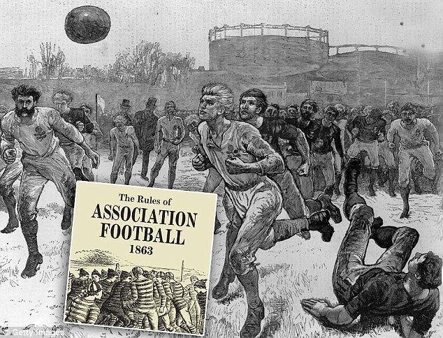 Ebenezer Cobb Morley FA must make fuss of 150th birthday celebrations Martin