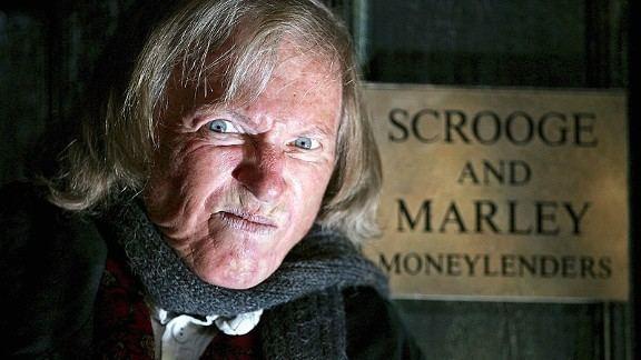 Ebenezer Scrooge Ebenezer Scrooge More than just a name page 1