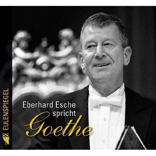 Eberhard Esche Rezension Eberhard Esche quotEberhard Esche spricht Goethe