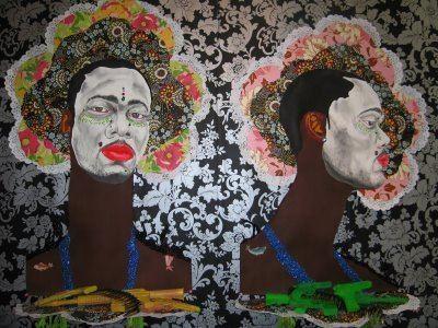 Ebony Patterson El arte de este mundo Ebony G Patterson y The Grand Rue