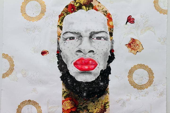 Ebony Patterson Ebony G Patterson Emerging Queen of 21st Century Pop Art