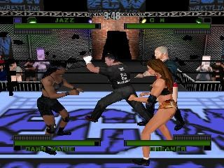 ECW Hardcore Revolution ECW Hardcore Revolution USA ROM lt N64 ROMs Emuparadise