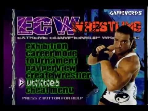 ECW Hardcore Revolution ECW Hardcore Revolution ReviewN64 YouTube