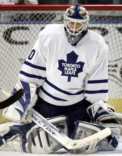 Ed Belfour Toronto Maple Leafs goaltending history Ed Belfour