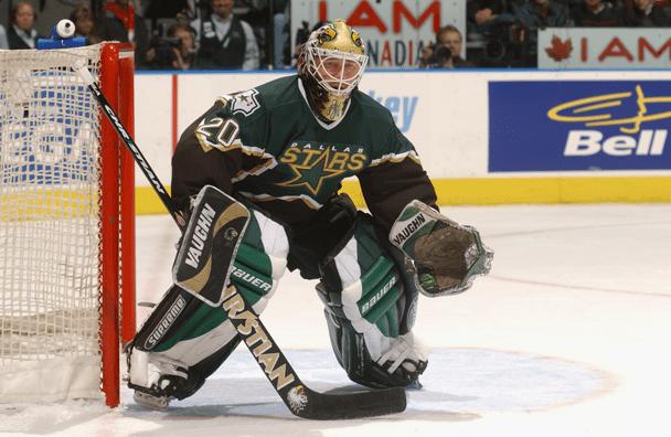 Ed Belfour REMEMBERING THE GREATS Eddie Belfour Inside Edge Hockey