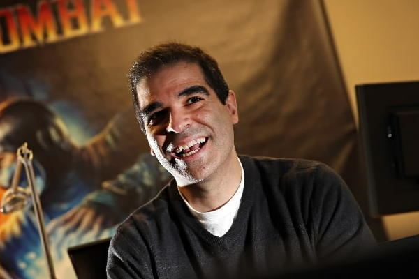 Ed Boon Ed Boon on 39Injustice Gods Among Us39 tribunedigital