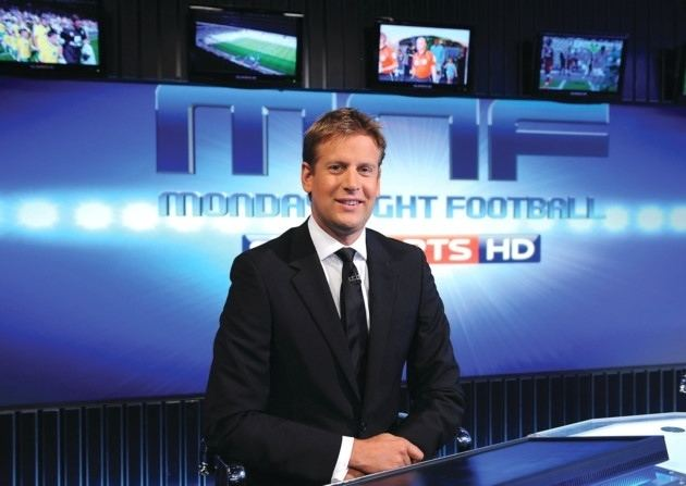 Ed Chamberlin Ed Chamberlin on growing up with sport charity work and working